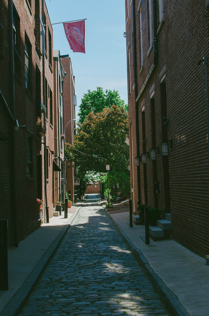 I'll miss these quiet parts of Philadelphia