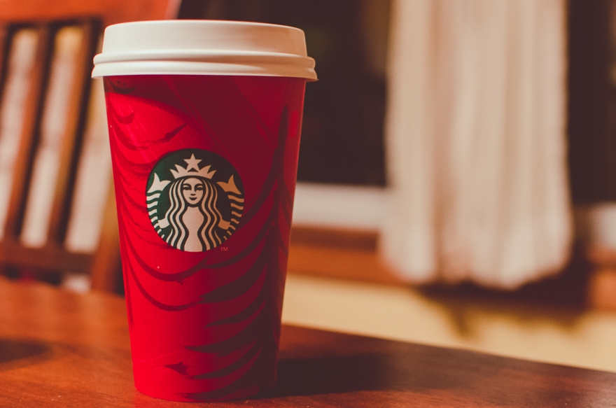 1:30 Starbucks Red Cup